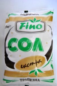 Йодирана трапезна сол Фино 1 кг