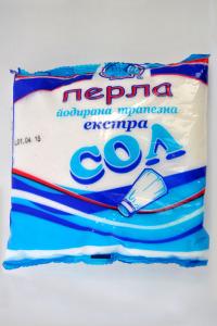 Трапезна йодирана сол Екстра 0,5 кг